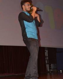Prabakaran Amudhan Live performance