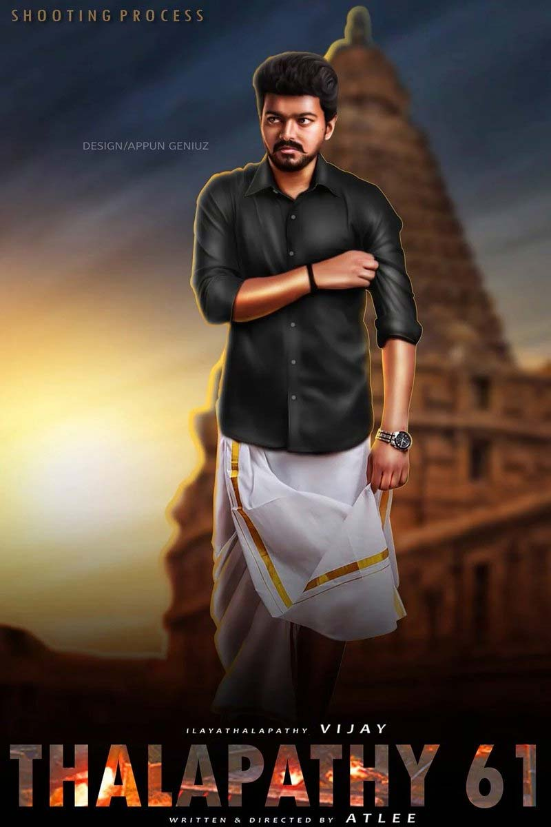 Mersal Photos Images 537 Filmibeat Tamil
