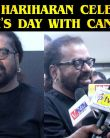 SINGER HARIHARAN CELEBRATED CHILDREN'S DAY WITH CANCER KIDS | FILMIBEAT TAMIL
