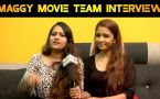 MAGGY MOVIE TEAM INTERVIEW | V-CONNECT | FILMIBEAT TAMIL
