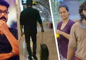 விஜய் எங்கே போறார் தெரியுமா?| சினேகனை தவறாக பேசும் சுஜா-வீடியோ