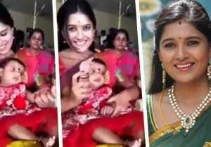 தெய்வமகள் வாணி போஜன் ஜிமிக்கி கம்மல் டேன்ஸ்-வீடியோ