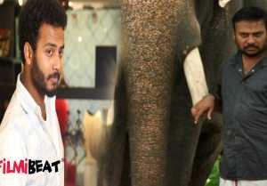 """""""கும்கி 2"""". தன் மகனை ஹீரோவாக்கி அழகு பார்க்கும் பிரபு சாலமன்-வீடியோ"""