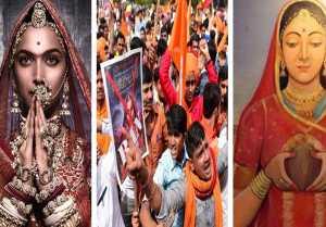 'பத்மாவதி' திரைப்படத்தின்  ஆதரவும், எதிர்ப்பும்- வீடியோ