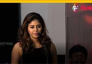தேசிய விருது வாங்காம சினிமாவை விட்டு போக மாட்டேன்  அஞ்சலி-வீடியோ