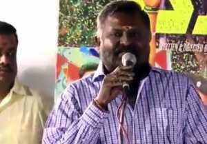 P. L. தேனப்பன்.., விஷால், சிம்பு மீது புகார்.