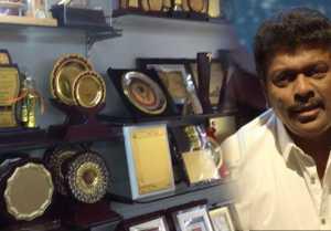 பார்த்திபனின்  அலுவலகத்தில் லாக்கர் உடைக்கப்பட்டு கொள்ளை- வீடியோ