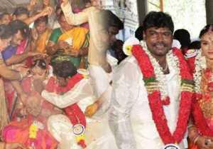 விஜய் ஜாக்குவார் திருமண வீடியோ.