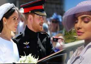 The Royal Wedding  இளவரசர் ஹாரி திருமணம்  திருமணத்தில் பிரியங்கா சோப்ரா