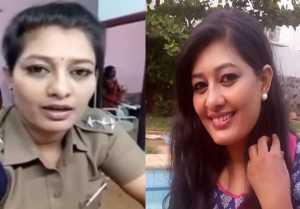 பரபரப்பு வீடியோ வெளியிட்ட நடிகை கைது- வீடியோ