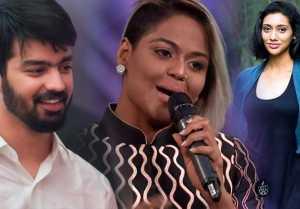 பெரிய இடத்து பிள்ளைகளான ரம்யா, மஹத், வைஷ்ணவி  Bigg Boss 2 Tamil Grand Opening