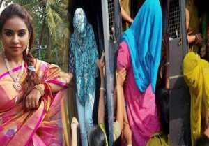 நடிகைகளை வைத்து விபச்சாரம் செய்கிறார்கள்- ஸ்ரீ ரெட்டி புது குண்டு- வீடியோ