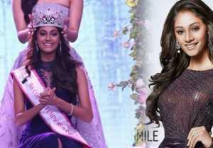 மிஸ் இந்தியா பட்டம் பெற்ற சென்னை பெண்-வீடியோ