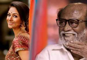 ரஜினிக்கு ஜோடியான சிம்ரன்-வீடியோ