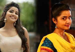 படப்பிடிப்பு மயங்கி விழுந்த நடிகை... பதறிய படக்குழு  Actress Anupama went unconscious in shoot