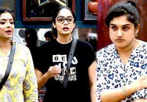 Bigg Boss 3 Tamil : Vanitha : வனிதா மீது தப்பில்ல, அந்த 'நாட்டாமை'யை தான் சொல்லணும் -வீடியோ