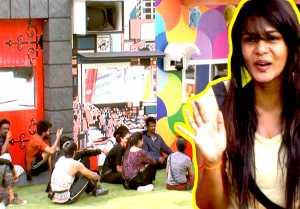 Bigg Boss 3 Tamil : UNSEEN : ஆண்களை எப்படி மயக்குவது மீரா பாடம்- வீடியோ