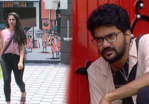 Bigg Boss 3 Tamil : Los wired behaviour : Friendனு சொல்லி நடந்து இருக்க- வீடியோ