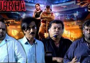 Gurkha Success Meet : எனக்கு லாபம் தந்த படம் இதுதான்- ரவீந்தர் சந்திரசேகர் உருக்கமான பேச்சு- வீடியோ