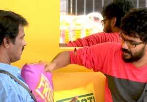 Bigg Boss 3 Tamil : Losliya-வை குழந்தை என சொன்ன Kavin- வீடியோ