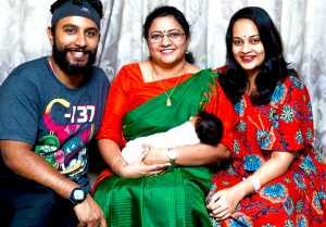 பிக் பாஸ் சுஜாவுக்கு ஆண்குழந்தை பிறந்துள்ளது- வீடியோ