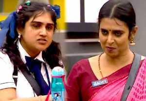 Bigg Boss 3 Tamil : Promo 2 : Day 58 : வனிதாவை வம்புக்கு இழுத்த கஸ்தூரி- வீடியோ