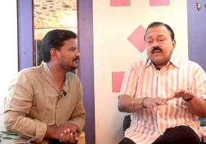 MR ராதா BIOPIC படம் யாரையும் எடுக்க விடமாட்டேன் - PART-2 | ACTOR RADHA RAVI | V-CONNECT | FILMIBEAT TAMIL