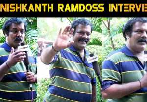 MUNISH KANTH RAMDOSS INTERVIEW | GUNDU MOVIE | V-CONNECT | FILMIBEAT TAMIL