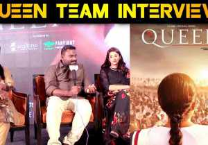 QUEEN TEAM INTERVIEW | V-CONNECT | FILMIBEAT TAMIIL