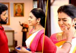 Pandian Stores Today episode full episode: மீனா வீட்டிற்கு சென்ற தனம் மூர்த்தி