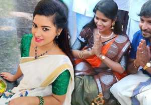 மக்களுடன் பொங்கல் கொண்டாடிய பிக் பாஸ் ஜாங்கிரி மதுமிதா