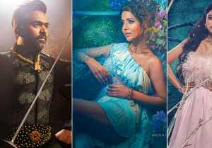 பிரபல புகைப்படக் கலைஞர் கார்த்திக் ஸ்ரீனிவாசன் கேமரா வண்ணத்தில் உருவாகியுள்ளது தி ராயல்ஸ் 2020 கேலண்டர்.