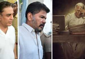 Indian 2 shooting incident | Police decided to summon Kamal and Shankar