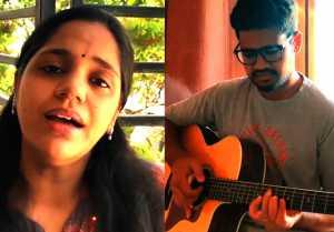 Singer Saindhavi Prakash Mesmorizing Vocal | Thalattudhe Vaanam | Lock Down