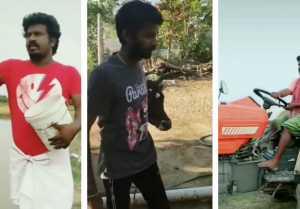 விவசாயத்தை போற்றுவோம் |  Vijay TV Thangadurai  & Dheena  Lock down Life
