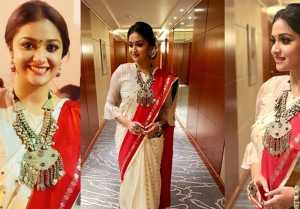 Keerthy Suresh Reveals her quarantine Partner | Lock Down