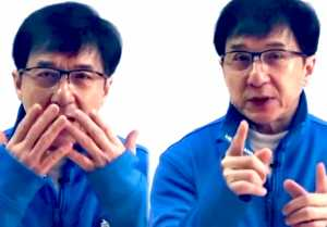 Jackie Chan prevention advice | கொரோனா Safety Measures