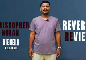 CHRISTOPHER NOLAN | REVERSE VIEW | TENET TRAILER REACTION | Filmibeat Tamil
