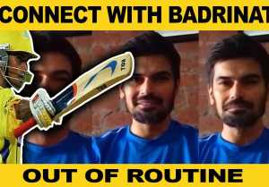V-CONNECT WITH BADRINATH| OUT OF ROUTINE| PART-1| FILMIBEAT TAMIL
