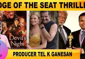 V-CONNECT | PRODUCER TEL K GANESAN | IT WILL BE AN EDGE OF THE SEAT THRILLER | FILMIBEAT TAMIL