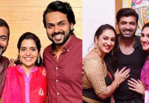 இது Celebrity Rakshabandhan Suriya, Arun Vijay, Chiranjeeve வீட்டு விசேஷம்