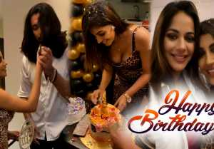 Yashika Anand 21st Birthday Party • Aishwarya Dutta