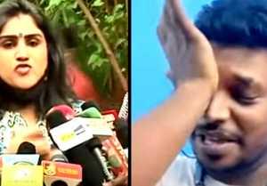 Vanitha விடம் மன்னிப்பு கேட்ட KPY Nanjil Vijayan