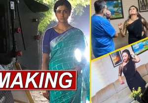 Bharathi Kannamma Venba Scene making | Vijay Tv