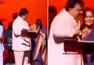 SPB க்கு அவரது மனைவி மீது எவ்ளோ காதல் ! Savitri | SPB