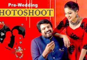 Pandian Store Vj Chithra Pre Wedding Photoshoot with Fiance Hemandh Ravi