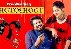 Pandian Store Vj Chithra Pre Wedding Photoshoot with Fiance Hemandh Ravi