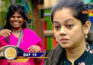 Bigg Boss Tamil Season 4 Day 15 Highlights | Nominations