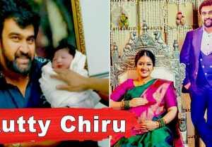 Meghana Raj blessed with Baby Boy | Arjun Sarja | Chiranjeeve Sarja