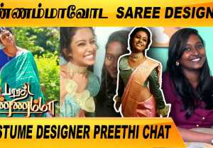 ACTRESS ROSHNI கிட்ட பந்தா கெடையாது  | COSTUME DESIGNER PREETHI CHAT | FILMIBEAT TAMIL